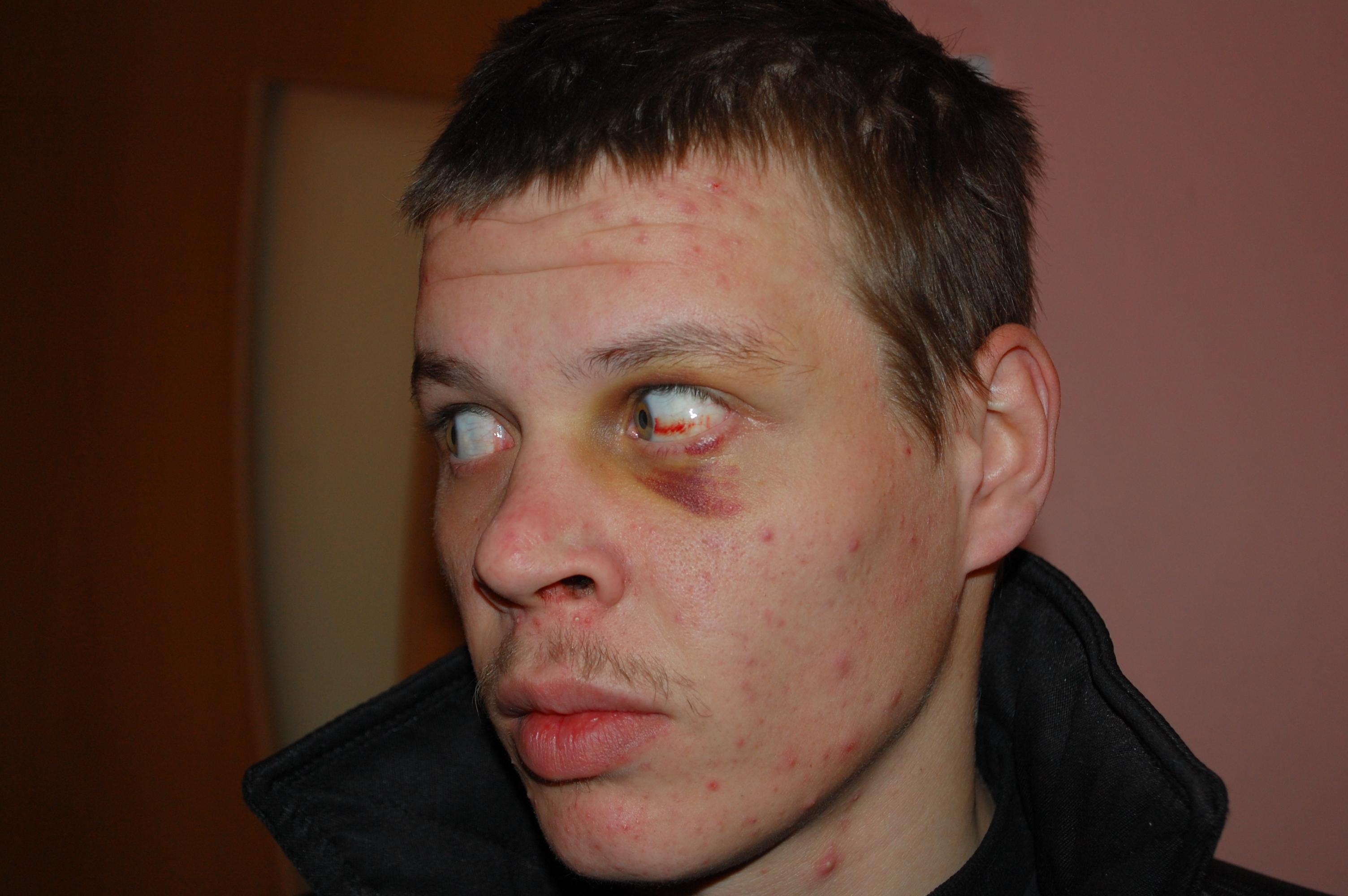 Заключенный Владислав Кулагин