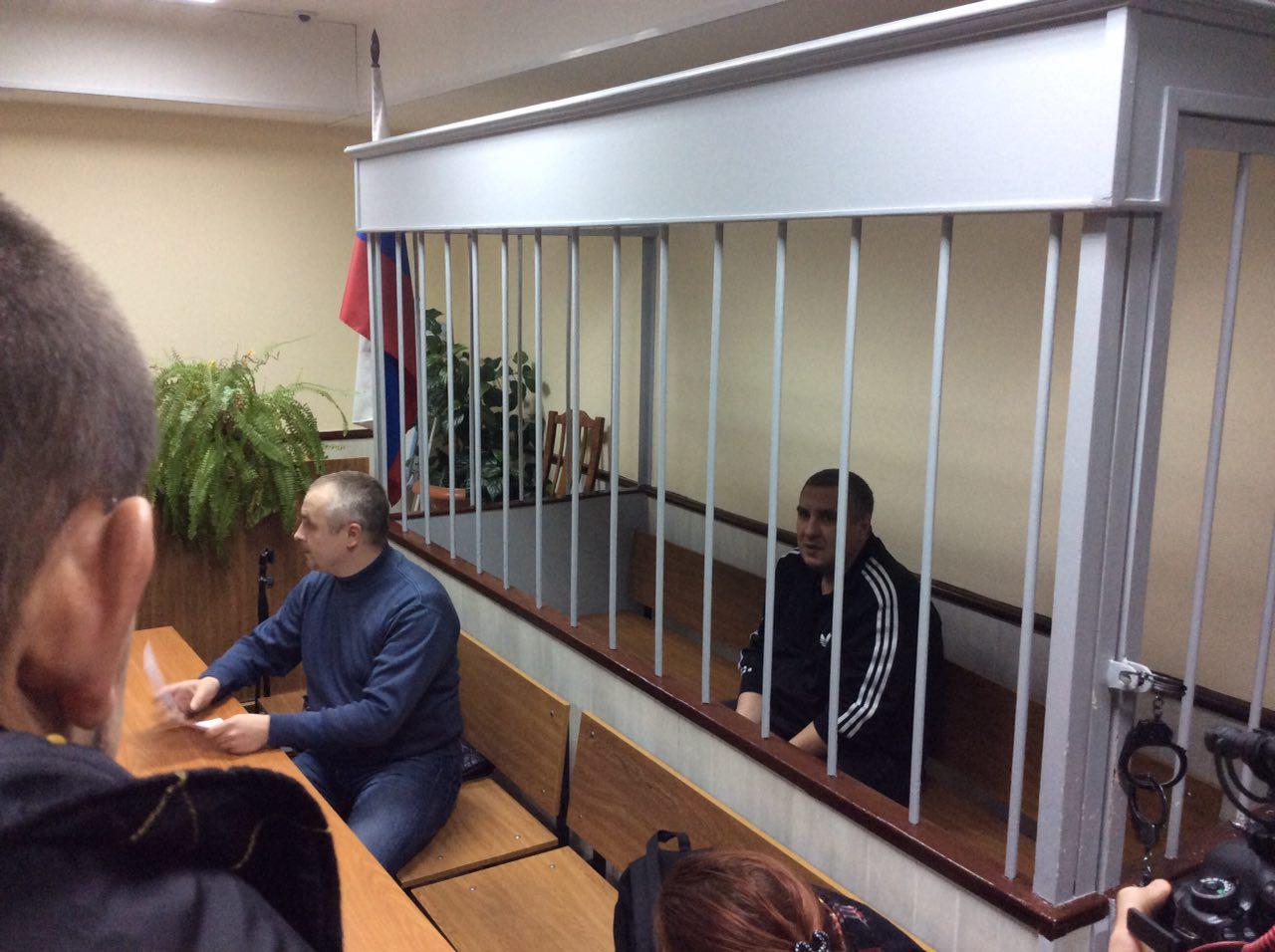 Евгений Панов. Фото: «Медиазона»
