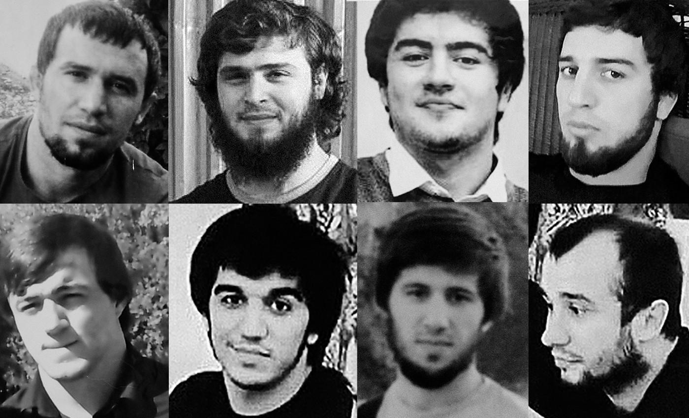 Bildergebnis für Дело восьми убитых в Чечне дагестанцев дошло до суда