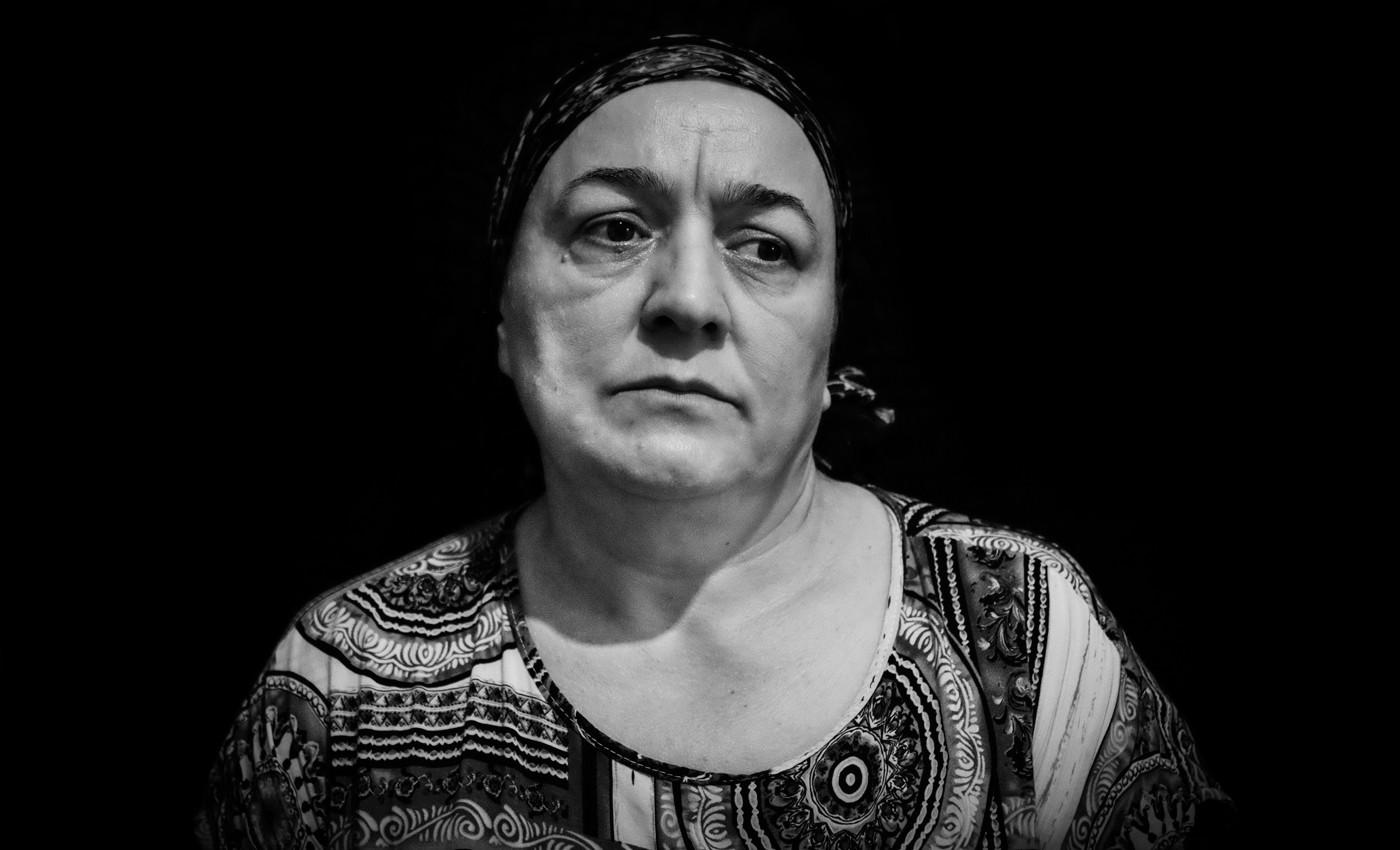 Мадина Джамалутдинова, мать Шамиля Джамалутдинова. Фото: Ильяс Хаджи / «Медиазона»