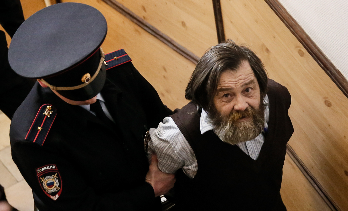Под машину государства попал мужичок». Жизнь и дела Сергея Мохнаткина