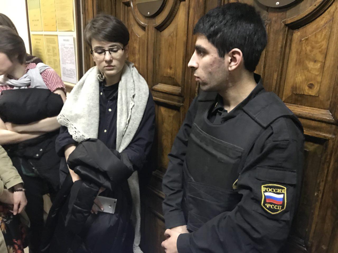 Пристав Дзержинского суда