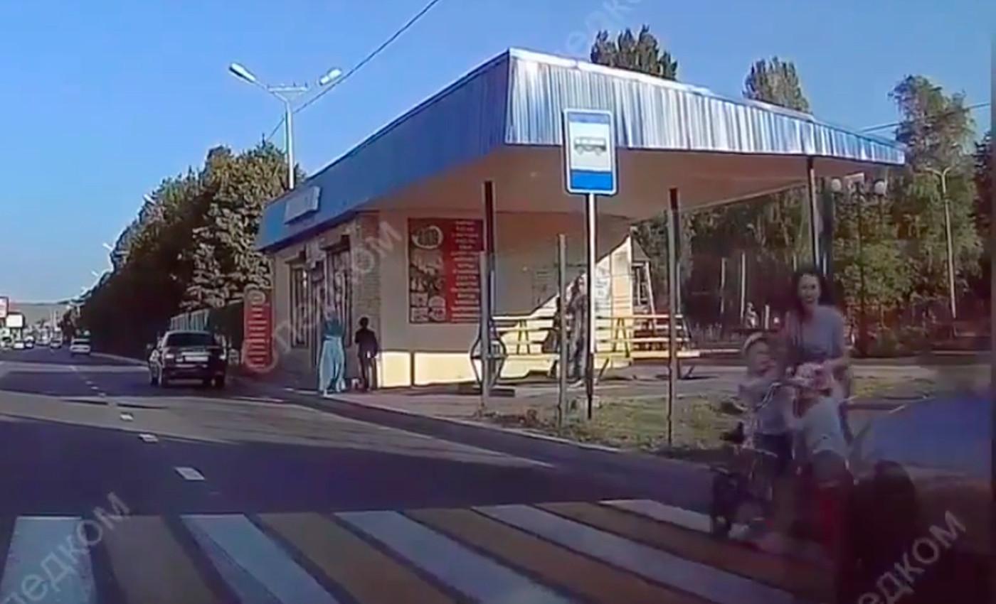Черкесск сосет