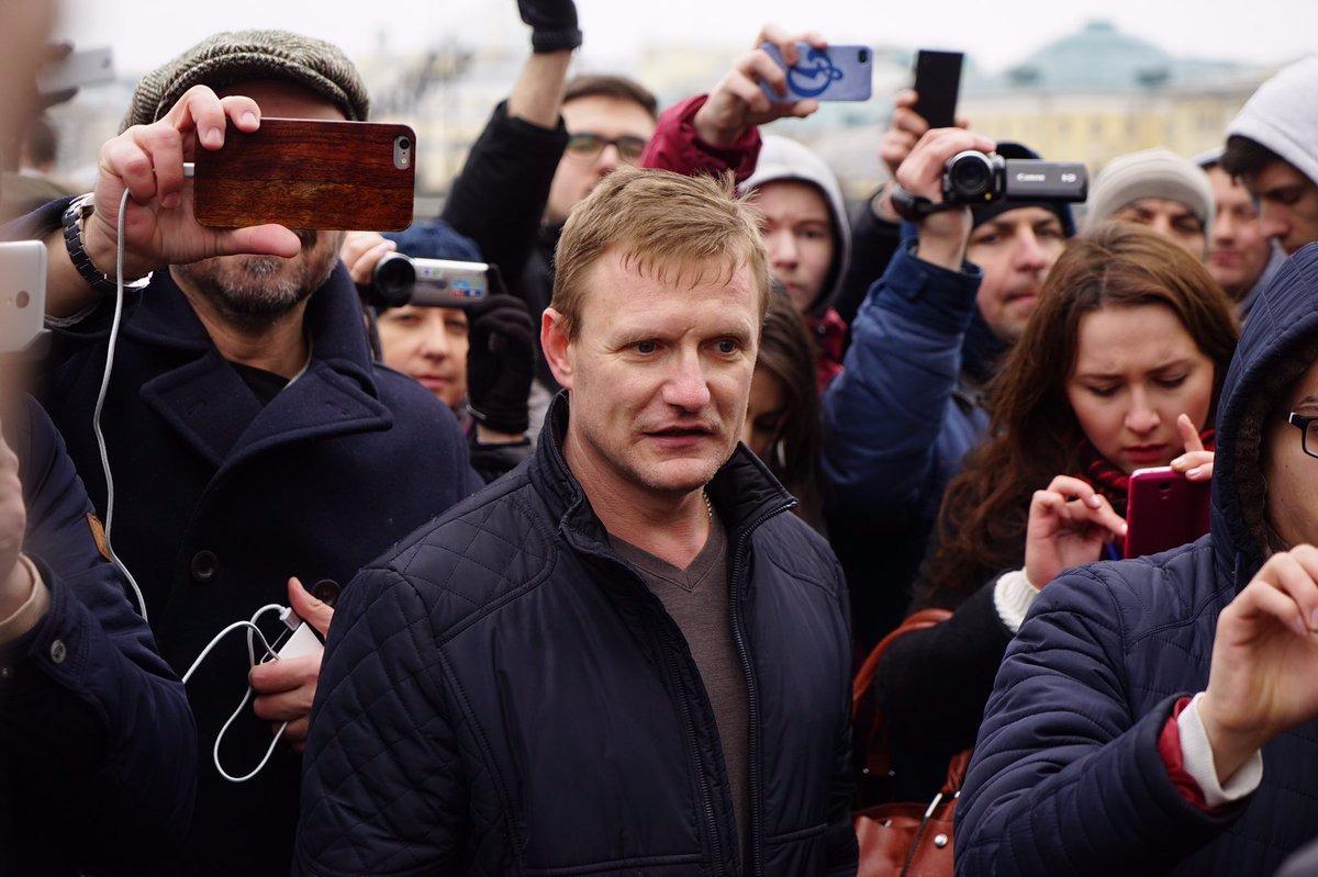 Александр Петрунько. Фото: Алексей Абанин / RTVi