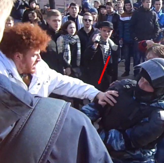 """Он тронул за плечо путинского полицая.Первый приговор за """"Дело 26 марта"""": Кулий приговорен к 8 месяцам колонии-поселения"""