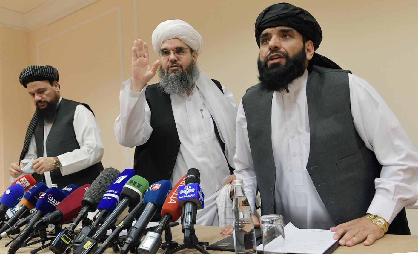 У нас есть «Талибан» дома. Как в России преследуют за сотрудничество с  афганской террористической группировкой