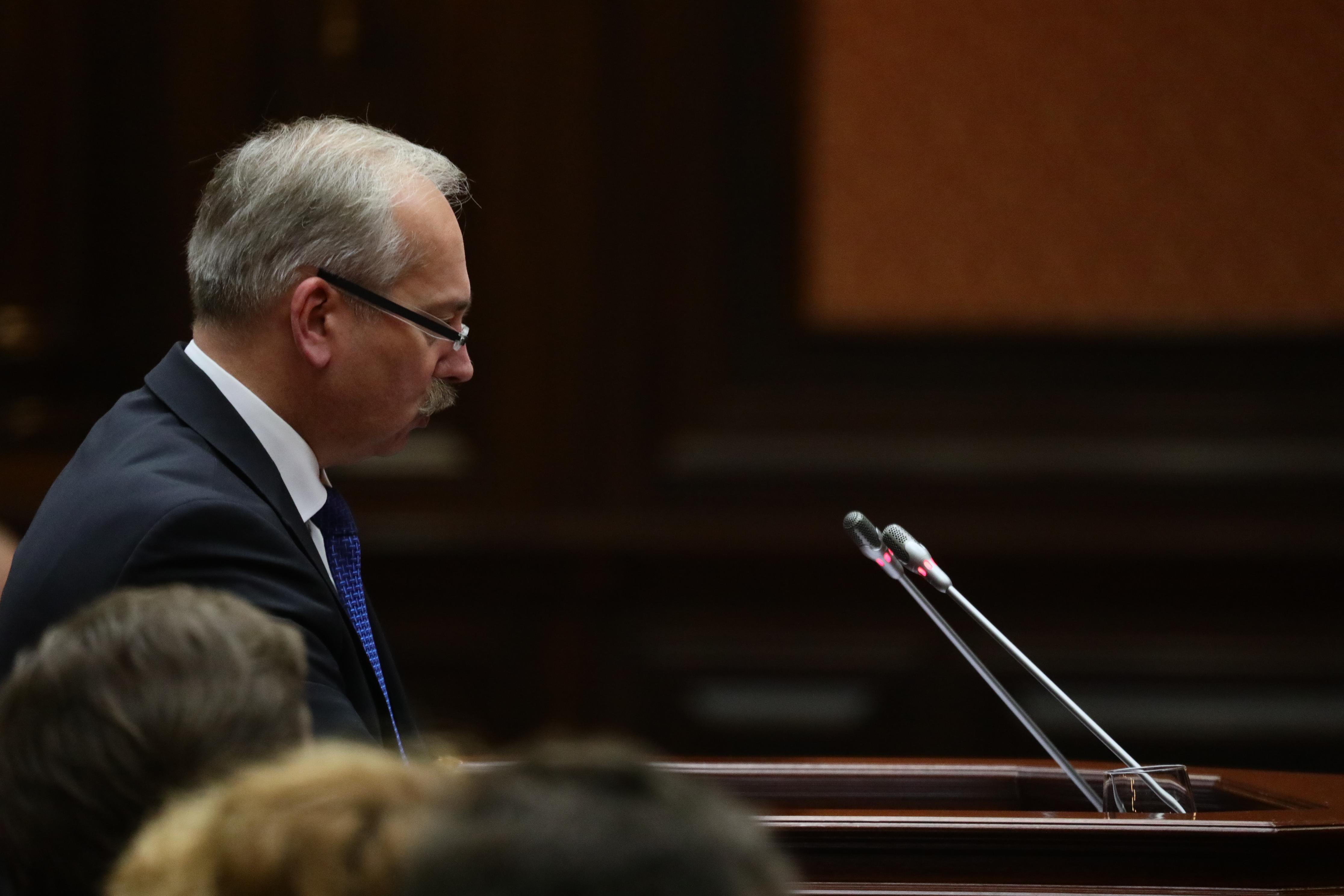 Представитель президента в КС Михаил Кротов
