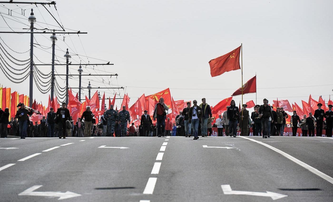 Когда пришли за коммунистами. Почему силовики внезапно заинтересовались КПРФ