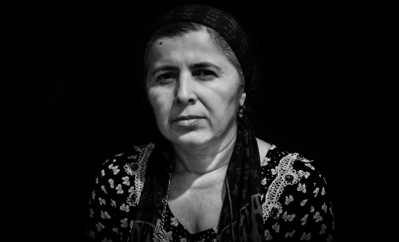 Аминат Джамалутдинова, мать Камиля Джамалутдинова. Фото: Ильяс Хаджи / «Медиазона»