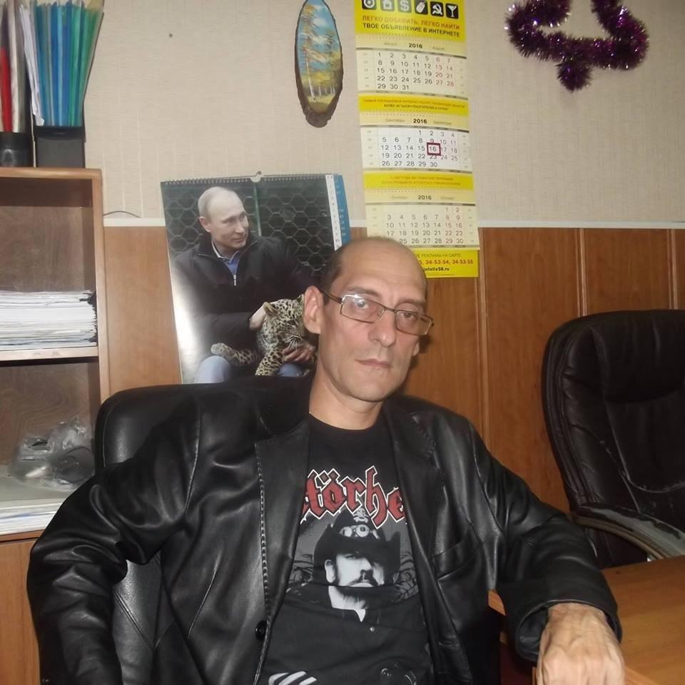 Lemmy Kilmister vs. Vladimir Putin