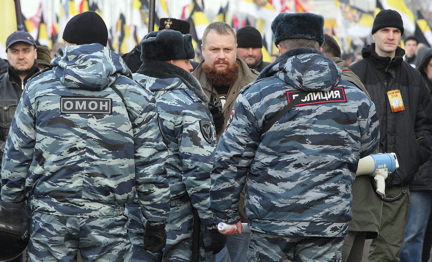 Домашний арест Дмитрия Демушкина: Не дали очередной раз бестолку  поорать за русских