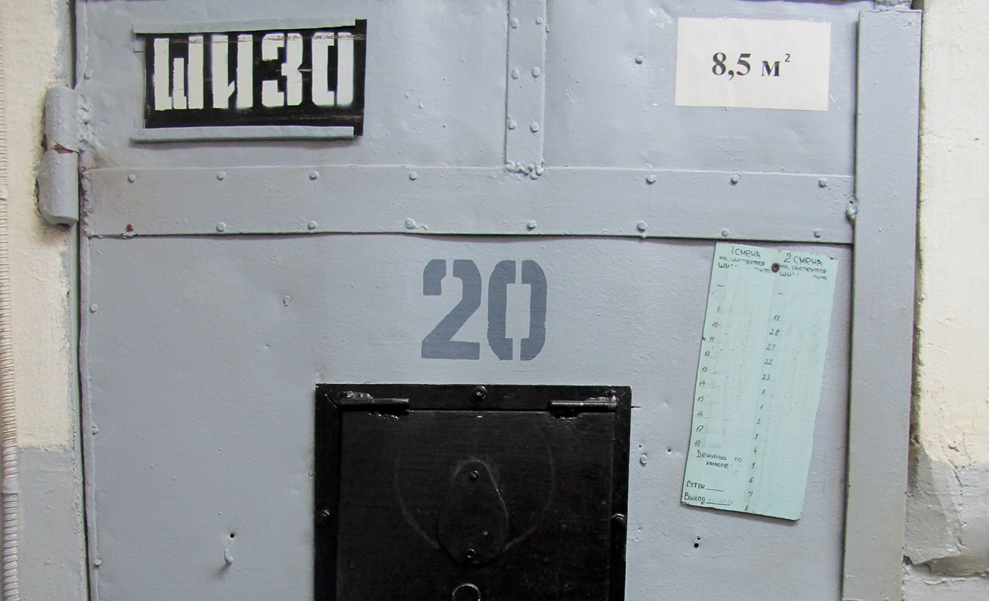ФСИН: Ильдар Дадин отказался отполиграфа, когда специалист уже распаковал оборудование