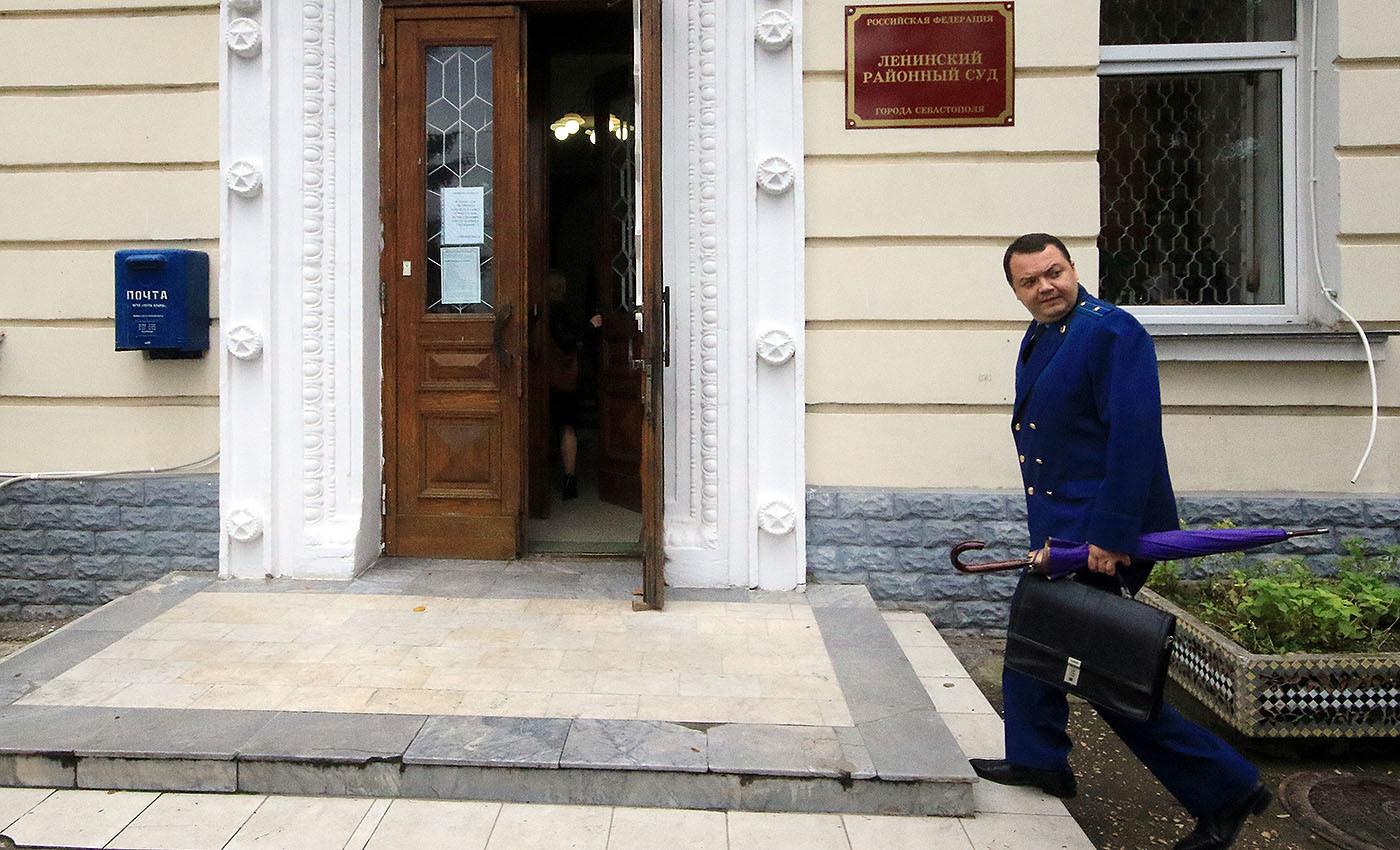 «Кримський диверсант» Захтей уклав угоду зі слідством і визнав провину— ЗМІ