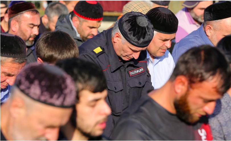 Митинг, вертолет, СИЗО. Как устроено уголовное дело о протестах против изменения границы Ингушетии и Чечни