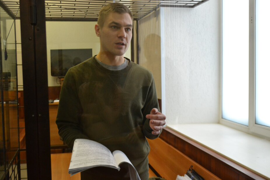 Дмитрий Пчелинцев. Фото Екатерины Герасимовой / 7x7-journal.ru