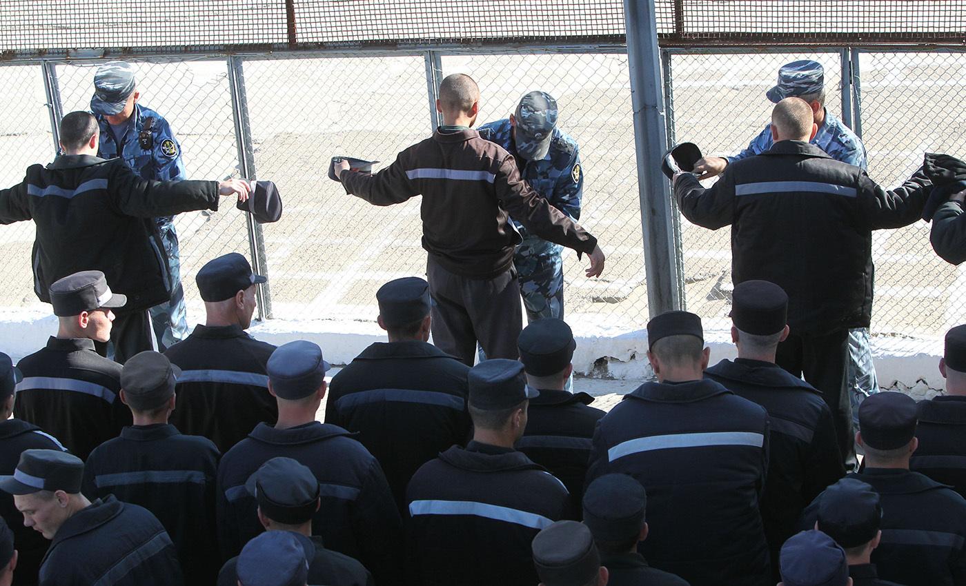 ВКалмыкии служащих УФСИН отправили вколонию запытки исмерть заключенного