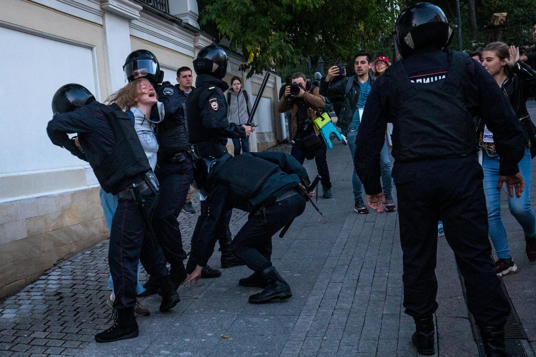 Фото: Давид Френкель / Медиазона