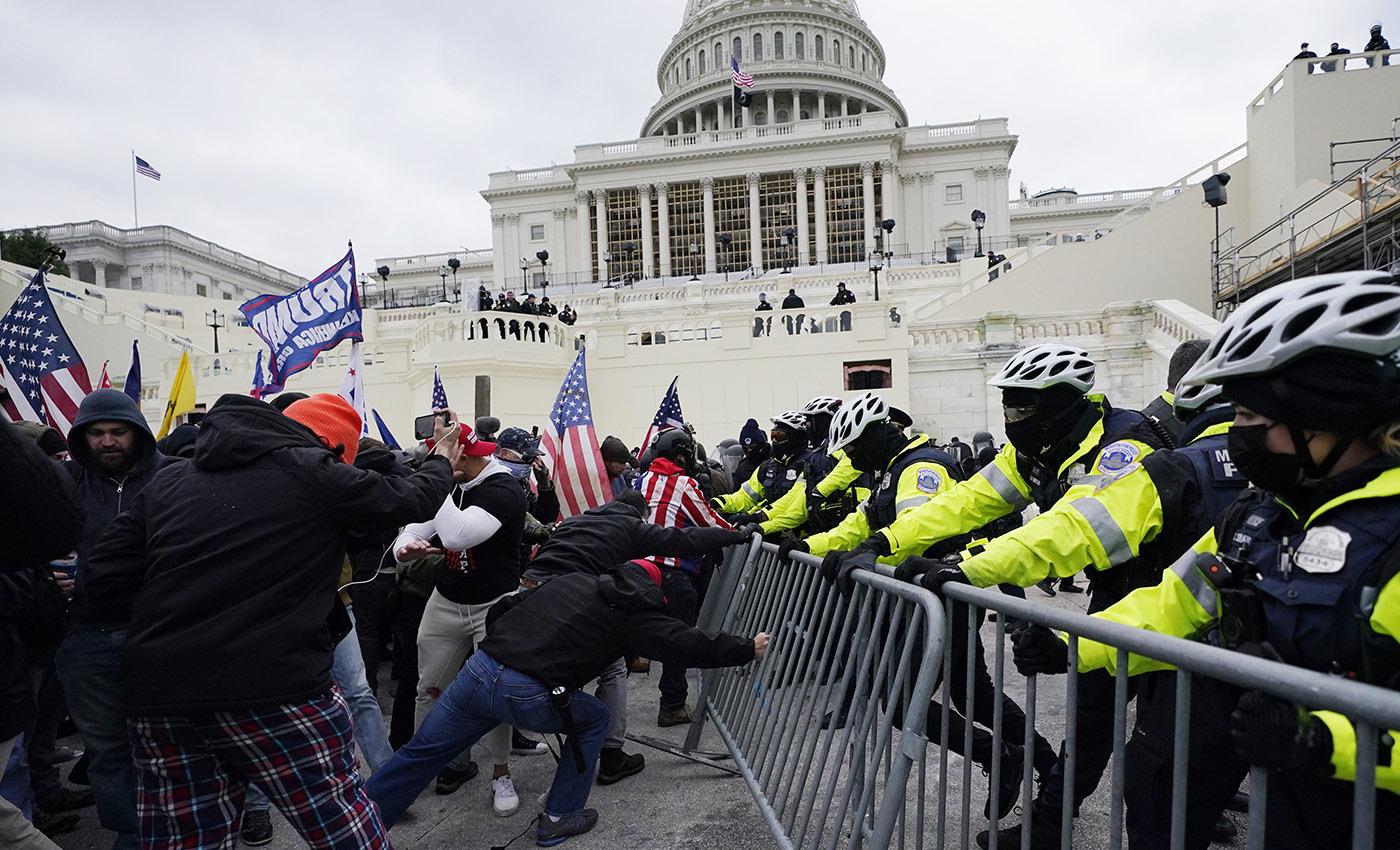 Вашингтонская народная республика и ее последствия. Чем закончился штурм  Капитолия для его рядовых участников