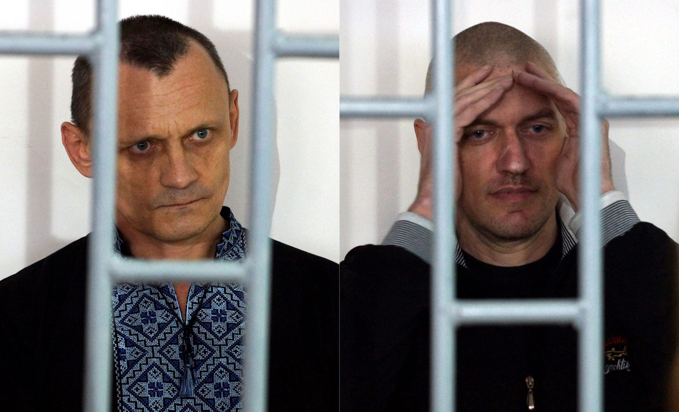 «Вот стоит Клых». Пытка током и галлюцинации в чеченском деле украинских националистов